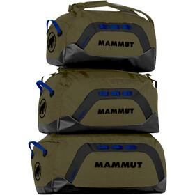 Mammut Cargon Bag 90L, olive-black